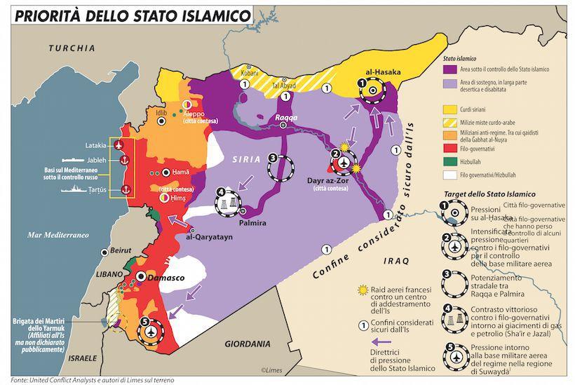 Sochi Russia Cartina.La Partita Mondiale Della Russia Nella Guerra Di Siria Limes