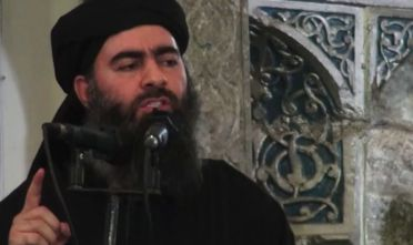 Il Califfo Abū Bakr al-Baġdādī