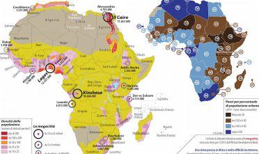 La popolazione africana