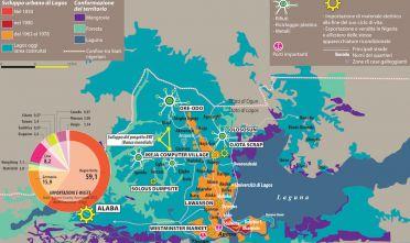 Lagos, la megalopoli del futuro