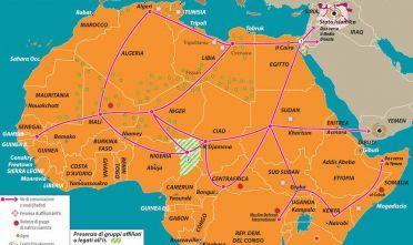 Le reti dei jihad africani