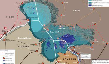 Diffa e il lago Ciad