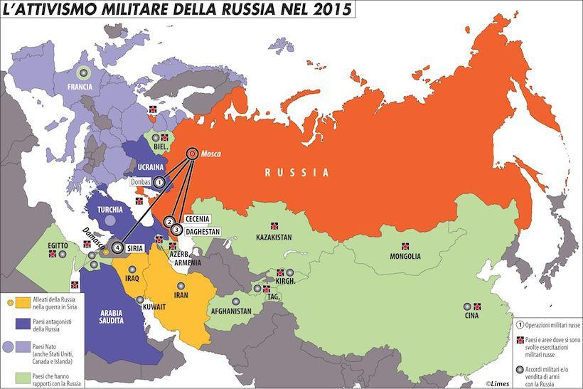 attivismo militare Russia (rivista)