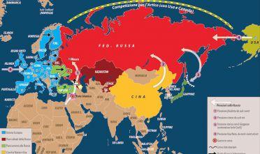 Il senso di accerchiamento della Russia