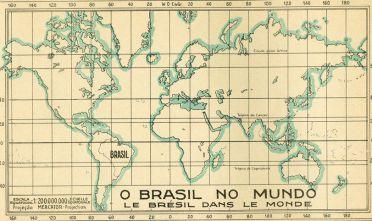 """""""Aspectos do Brasil moderno"""", Ministério do trabalho, indústria e comércio, Departamento nacional da indústria e comércio, 1934"""