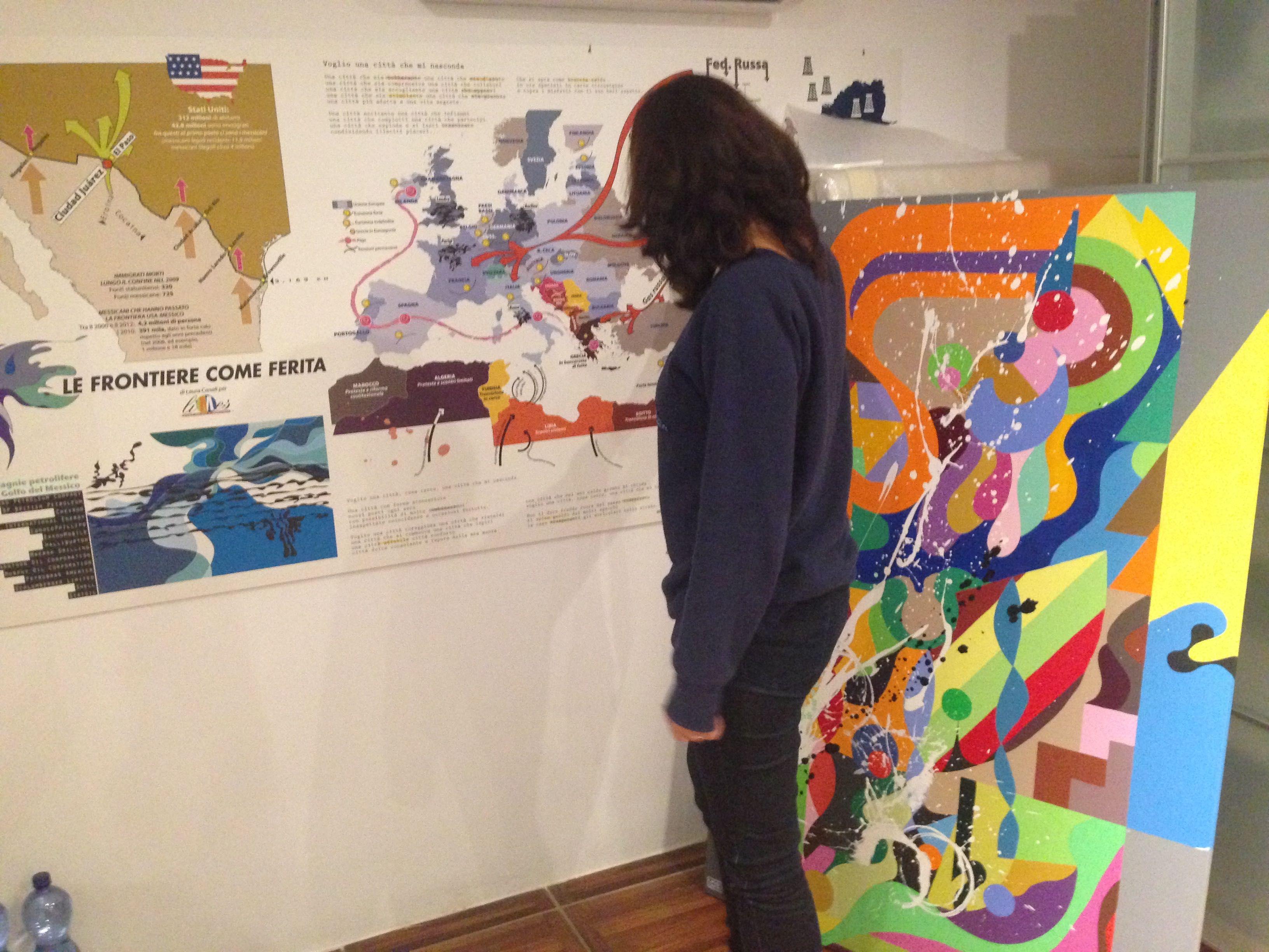 Copia di Confine tra pittura e cartografia