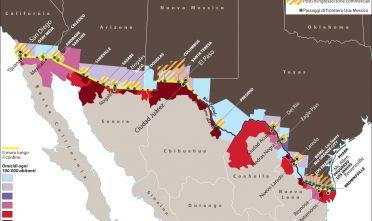 Il confine Usa Messico
