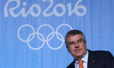 RIO DE JANEIRO, BRAZIL - AUGUST 4, 2016: Thomas Bach, the International Olympic Committee president, pictured at a press conference. Stanislav Krasilnikov/TASS (Photo by Stanislav KrasilnikovTASS via Getty Images)