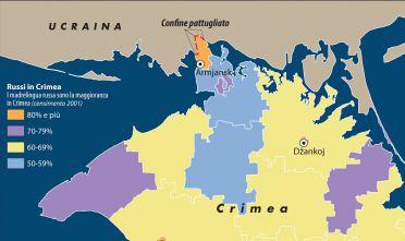 Dettaglio Crimea geostrategica