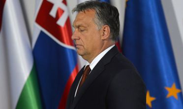 KRYNICA, POLAND  SEPTEMBER 6, 2016: Hungary's Prime Minister Viktor Orban at the 26th Economic Forum. Alexei Vitvitsky/TASS (Photo by Alexei VitvitskyTASS via Getty Images)