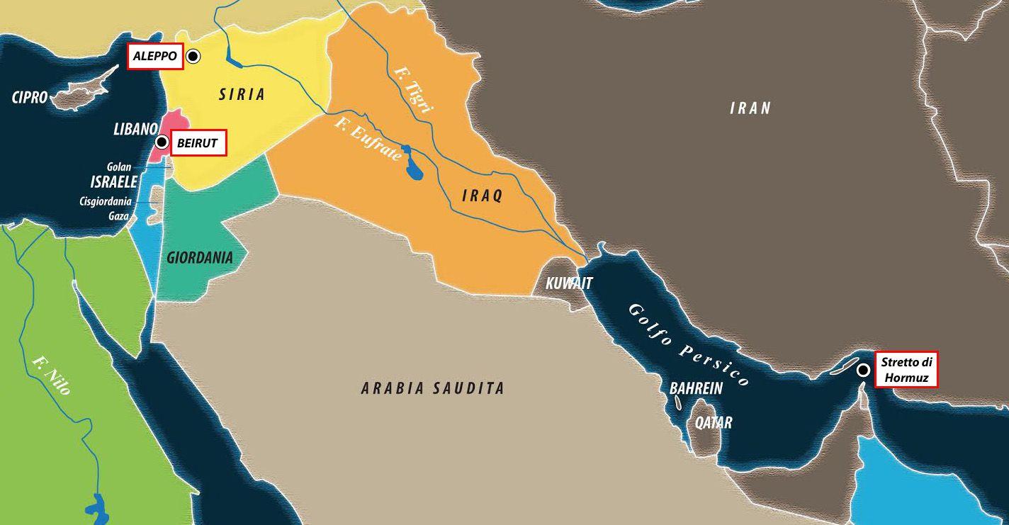 Cartina Europa E Medio Oriente.Neonazionalismi E Difesa Dei Cristiani La Strategia Russa In Europa E Medio Oriente Per I Media Panarabi Limes