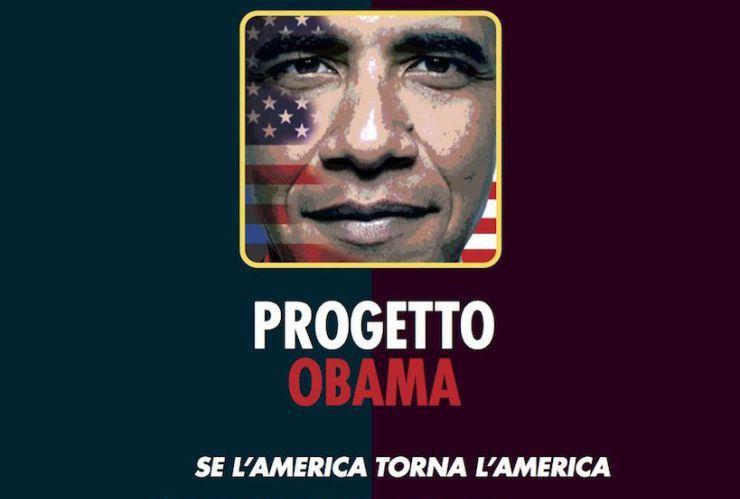 Dettaglio dalla copertina del numero di Limes successivo all'elezione di Obama, a cura di Laura Canali