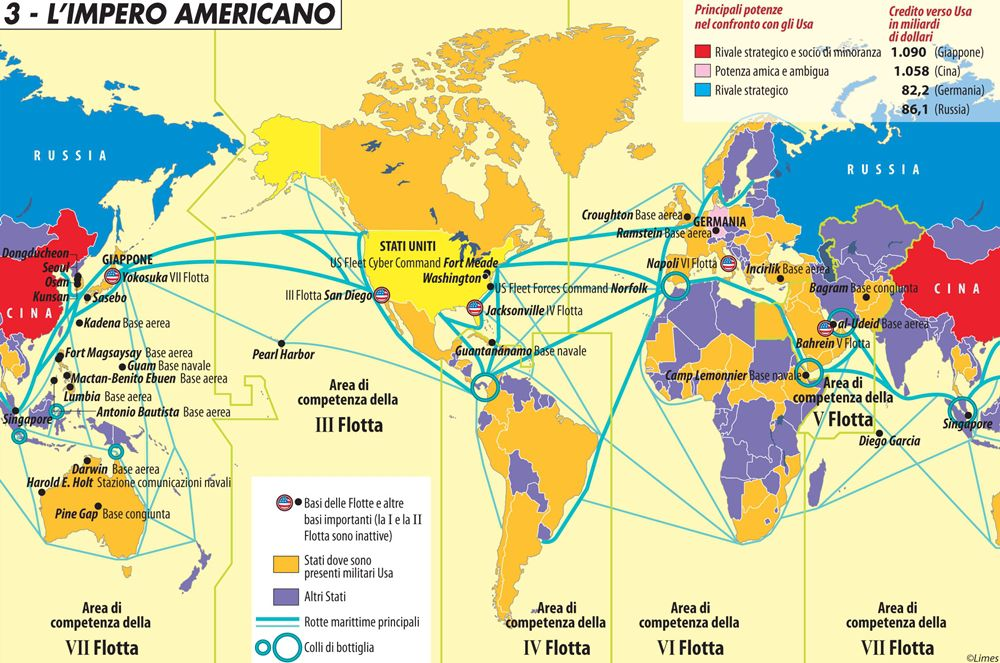 L'Impero americano