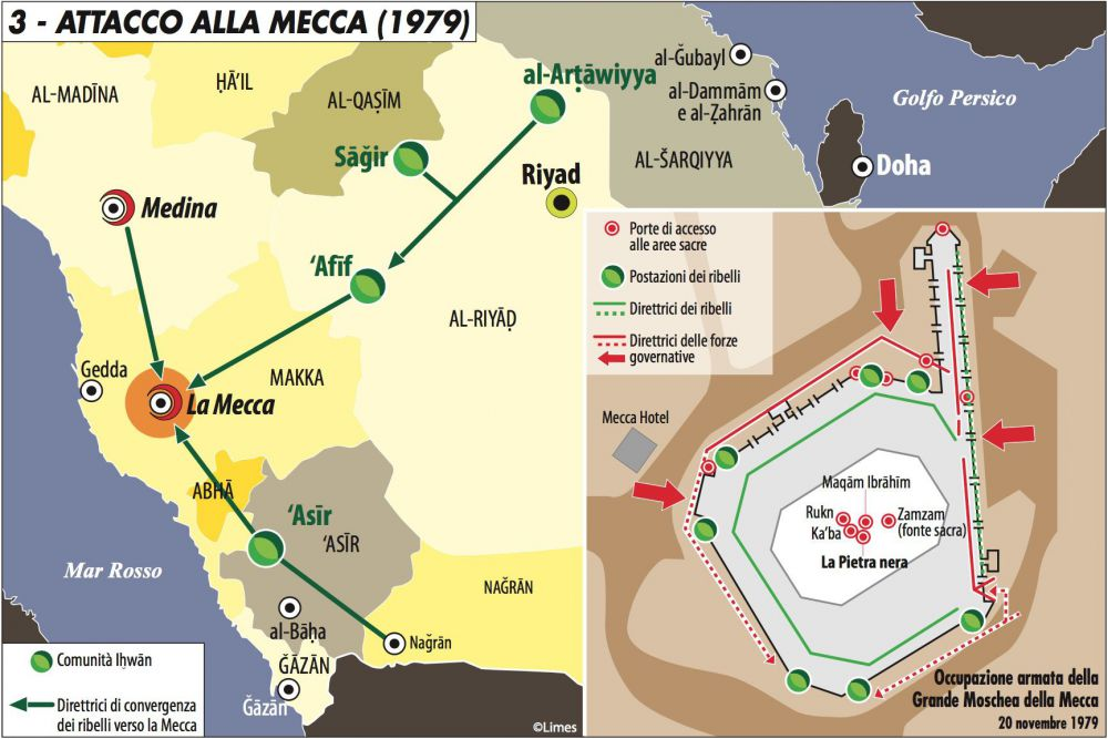 Attacco alla Mecca Paolini 317