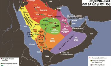 La guerra di conquista dei Saud Paolini 317