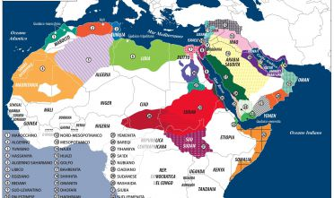 dialetti arabi