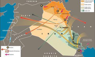 Gli Iraq in movimento
