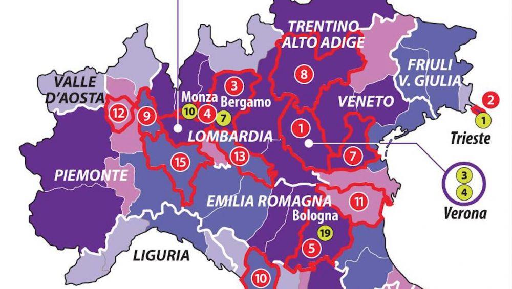 Germania in Italia dettaglio