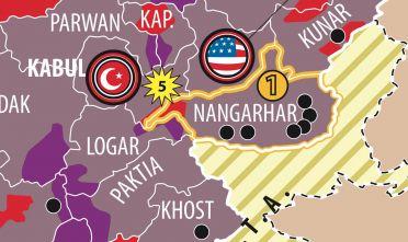 Afghanistan dettaglio Stato Islamico
