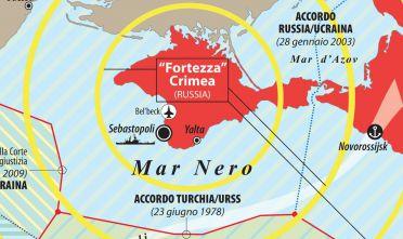 Dettaglio Mar Nero Crimea