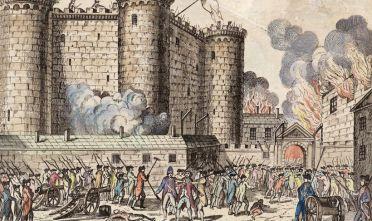 Presa della Bastiglia di Parigi, 14 luglio 1789 (Immagine: Hulton Archive/Getty Images).