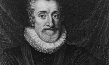 Enrico IV re di Francia, 1600 circa (Immagine: Hulton Archive/Getty Images).