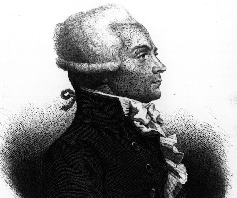 Il rivoluzionario francese Maximilien-François-Marie-Isidore de Robespierre (Immagine: Hulton Archive/Getty Images).
