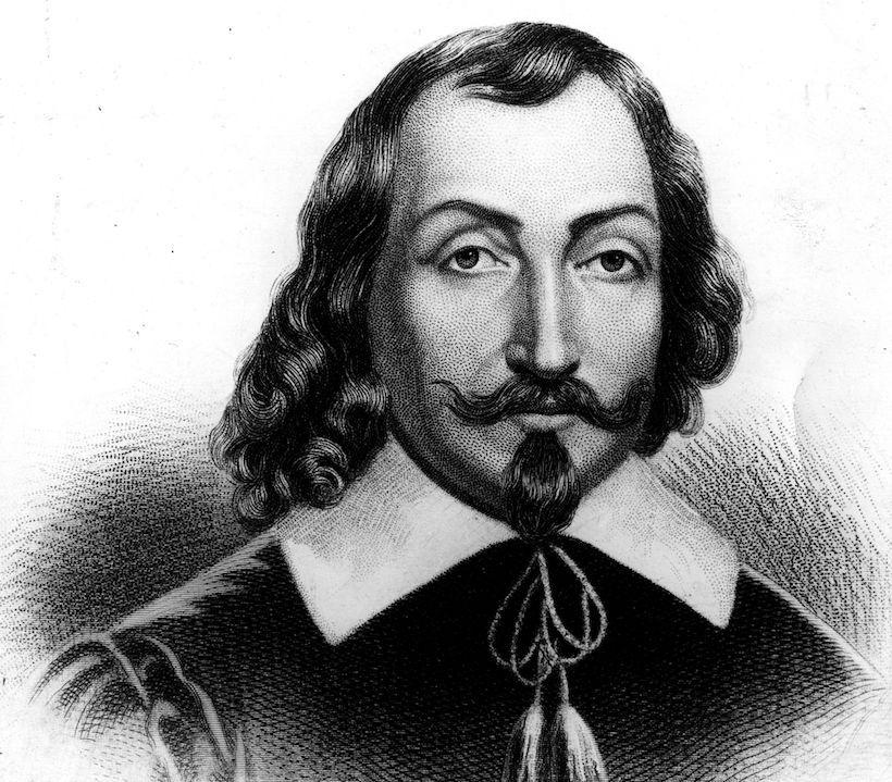 Ritratto dell'esploratore francese Samuel de Champlain (1567 - 1635). Immagine da: Hulton Archive/Getty Images.