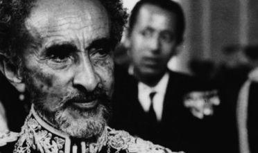 L'imperatore etiope Haile Selassie durante una visita in Vaticano, novembre 1970. (Foto: Keystone/Hulton Archive/Getty Images).