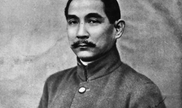 Dr Sun Yat Sen (1867 -  1925) President of the Southern Government of China.    (Photo by Hulton Archive/Getty Images)