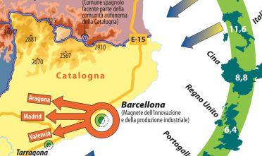Dettaglio Catalogna Europa