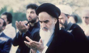 L'ayatollah Ruhollah Khomeini, 1978.  (Foto: Keystone/Getty Images).