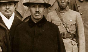 Il generale. leader della Kuomintang e presidente della Repubblica nazionalista cinese Chiang Kai-Shiek, 1930 circa.   (Foto: Hulton Archive/Getty Images).