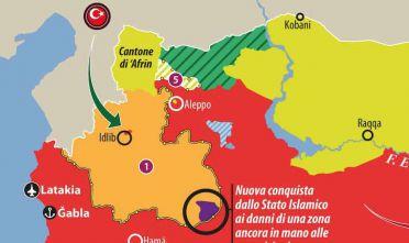 Dettaglio Idlib Siria guerra e pace