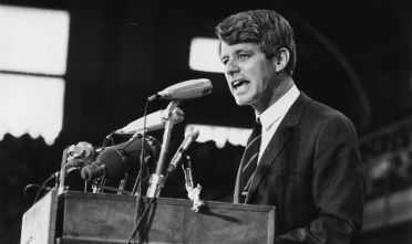 Robert F. Kennedy nel 1968 Foto: Harry Benson/Express/Getty Images).