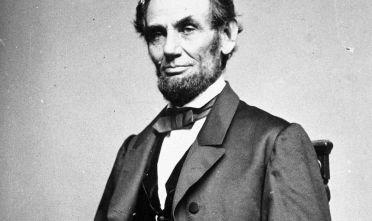 Il 16° presidente Usa Abraham Lincoln (Foto: Hulton/Archive/Getty Images).