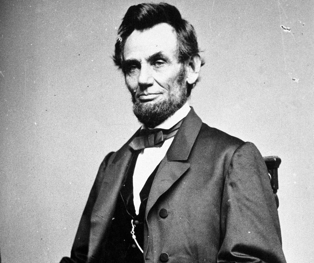 Il 16° presidente Usa Abraham Lincoln (Foto: Hulton/Archive/Getty Images).