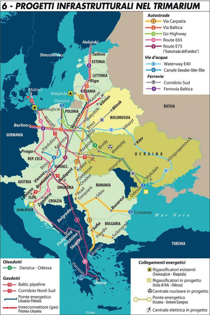 Cartina Della Slovenia E Croazia.La Croazia Batte La Slovenia E Diventa Perno Adriatico Dell Europa Filoamericana Limes