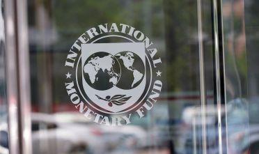 Entrata nella sede centrale del Fondo Monetario Internazionale a Washington (Foto: MANDEL NGAN/AFP/Getty Images).