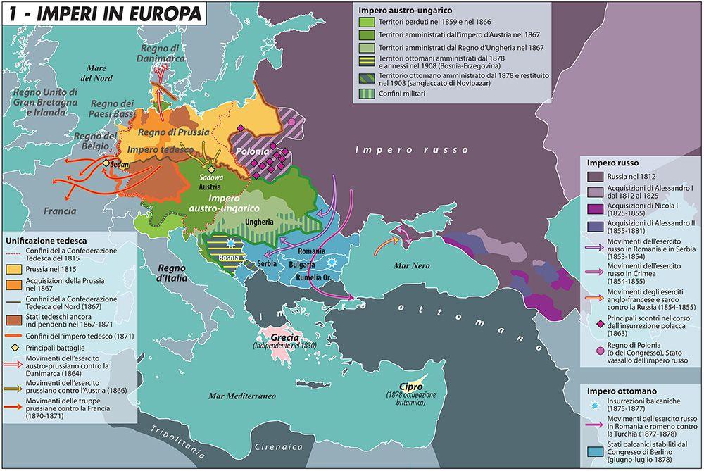 Imperi in Europa
