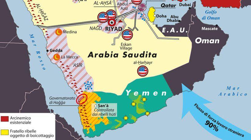 fragilita_saudite_dettaglio_yemen_qatar