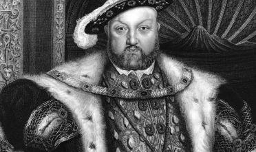 Ritratto di Enrico VIII (1491 – 1547), 1540 circa. (Foto da: Hulton Archive/Getty Images)