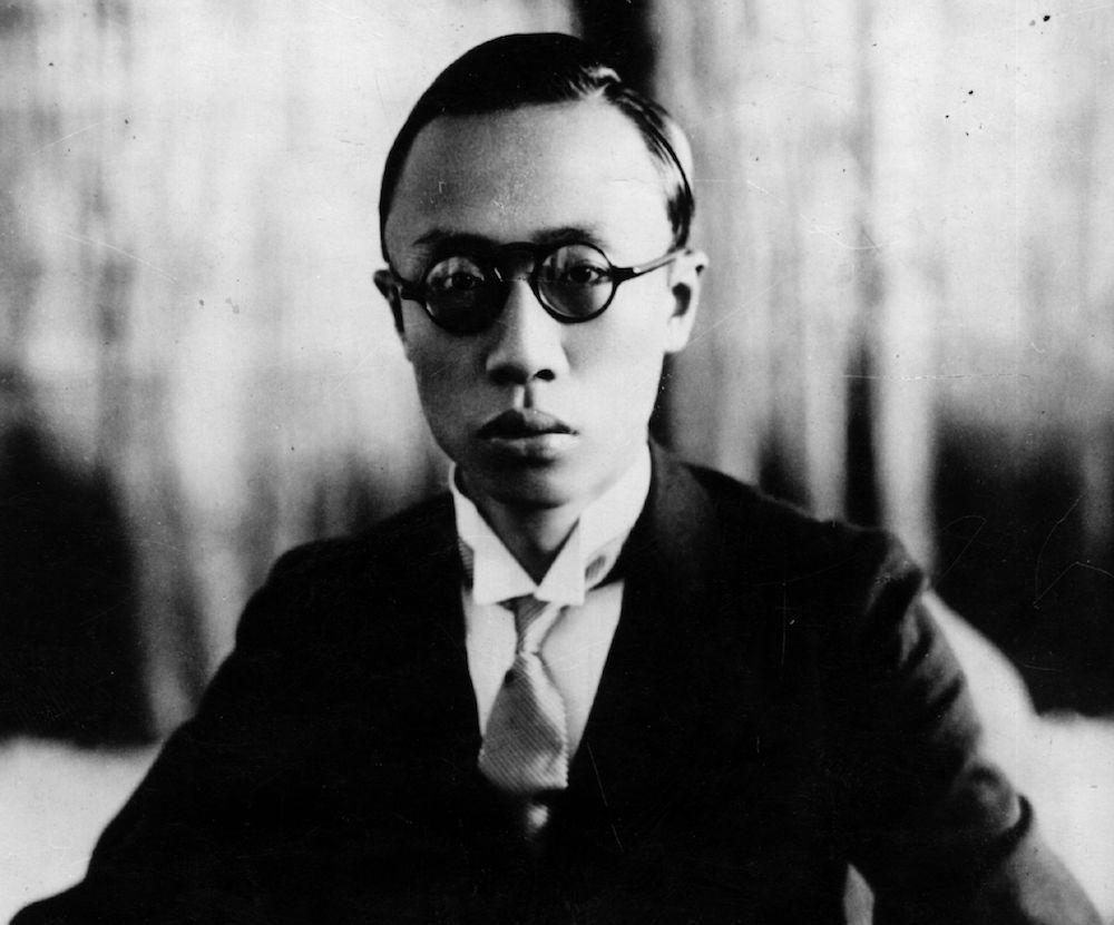 Henry Pu-Yi (1901 - 1967) imperatore cinese (1908 - 1912) e della Manciuria occupata (1932-1945)(Foto: Henry Guttmann/Getty Images).