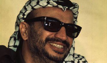 Yasser Arafat nei primi anni Settanta (Foto: Hulton Archive/Getty Images).