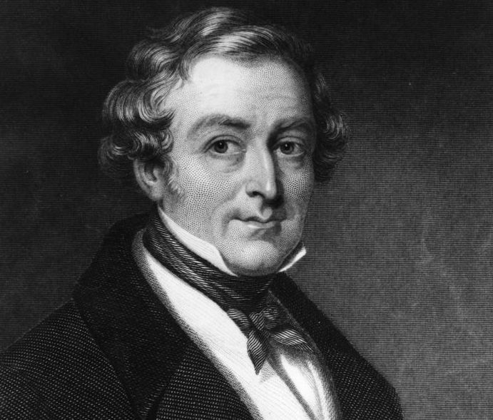 Sir Robert Peel (1788 – 1850). (Immagine da: Hulton Archive/Getty Images)