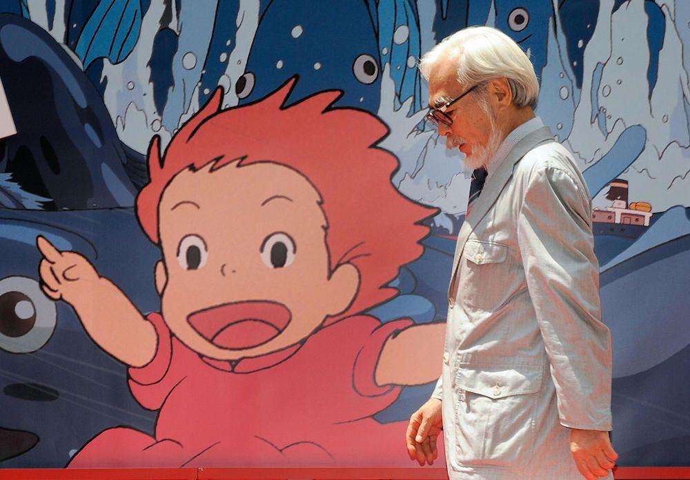 Hayao Miyazaki (Foto: TORU YAMANAKA/AFP/Getty Images).