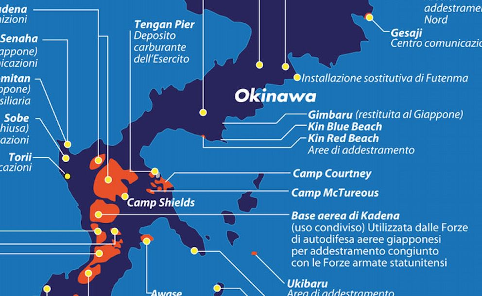 Dettaglio Okinawa