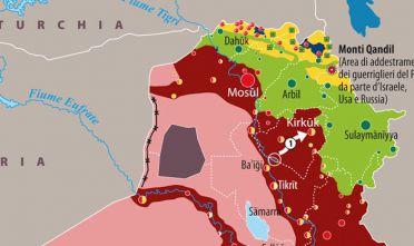 Dettaglio Iraq oggi