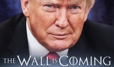 Trump the wall is coming
