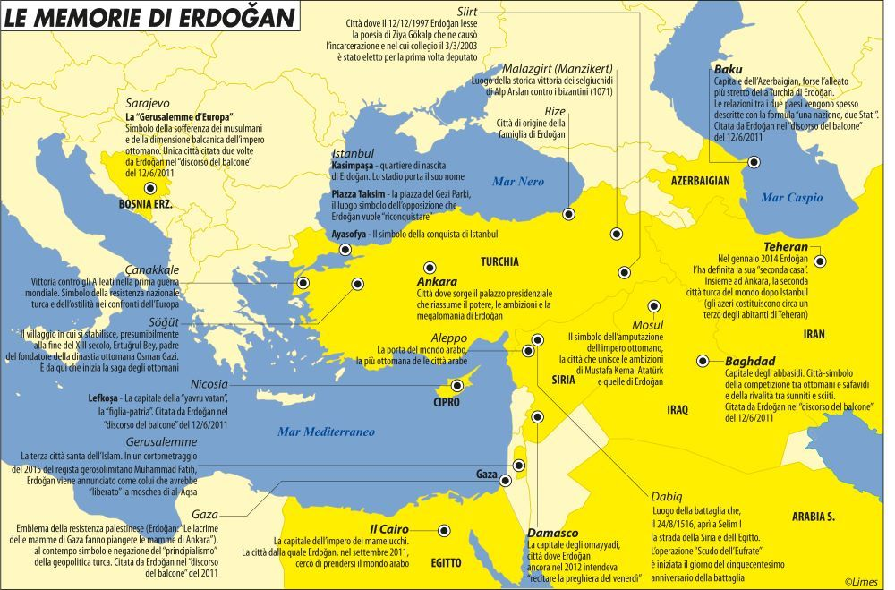 da dove vengono gli ottomani